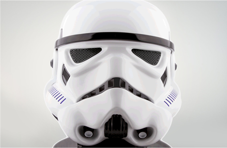 ALTAVOCES BLUETOOTH ACWORLDWIDE STARWARS