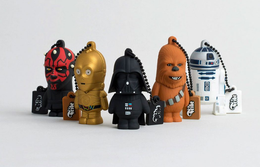 STAR WARS pendrives USB !
