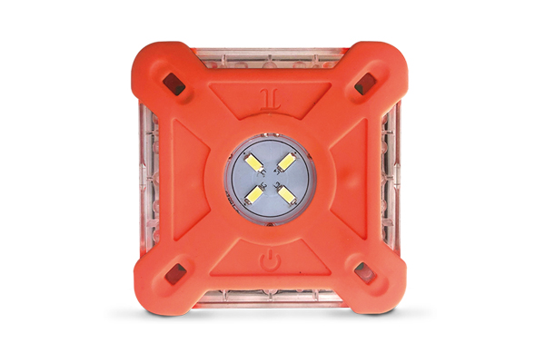 Wikango Flash Led – Baliza luminosa con luz de emergencia